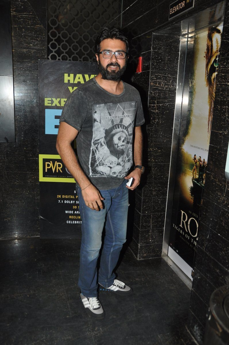 Harman Baweja PVR (1)