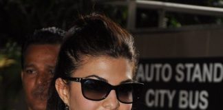Snapped: Jacqueline Fernandez at Mumbai airport