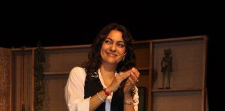 Juhi Chawla at Sadhguru event