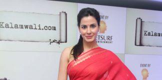 Kirti Kulhari at Kalamwali.com website launch – Photos