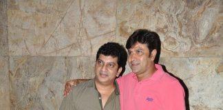 Sachin Tendulkar attends special screening of Lai Bhari