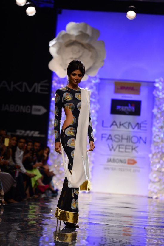 Lakme_fashion_week_Shilpa_shetty_Masaba354