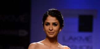 Lakme Fashion Week Winter/Festive 2014 Photos – Malaika Arora Khan walks for Sonaakshi Raaj