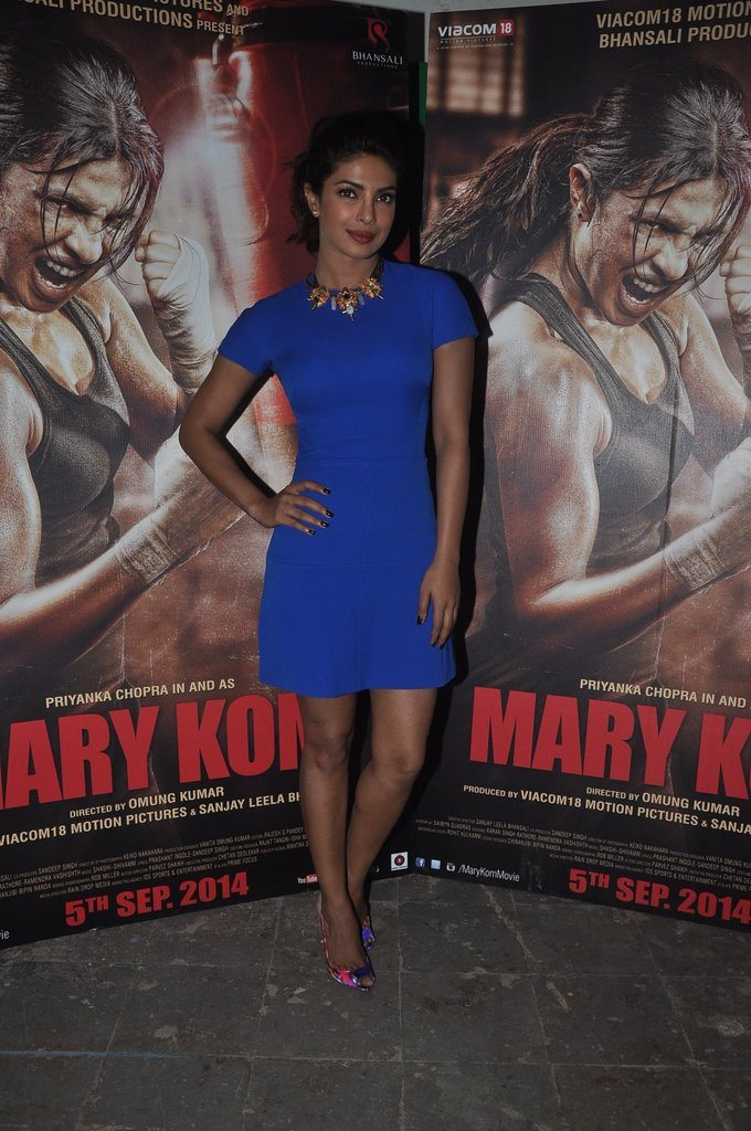 Mary kom exclusive screening (1)