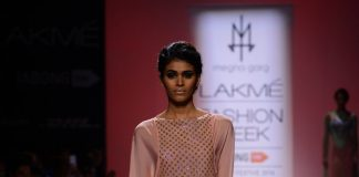 Lakme Fashion Week Winter/Festive 2014 Photos – Megha Garg showcases collection on Day 4