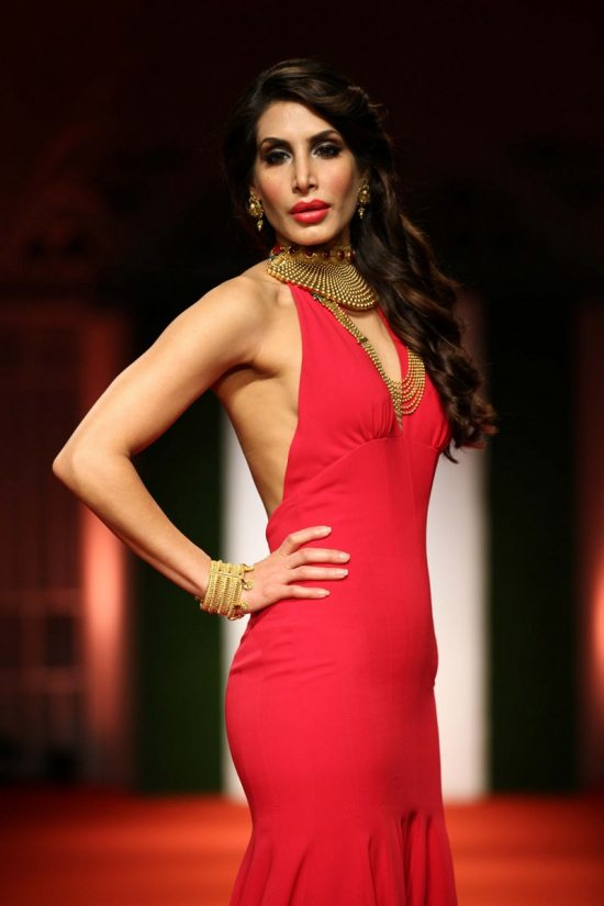 Nargis_fakhri_India_bridal_week_201422