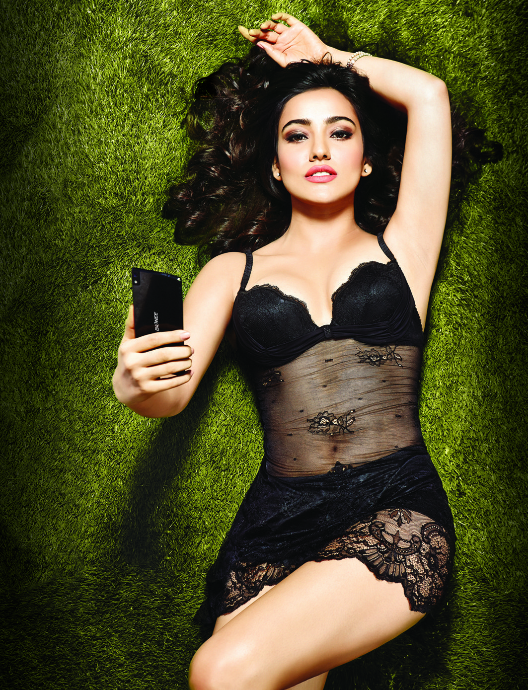 Neha sharma sizzles on fhm magazine cover bollywood garam for See hot images