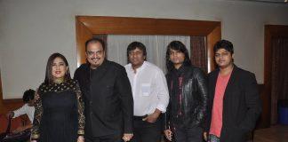 Nikita Chandiramani launches new album