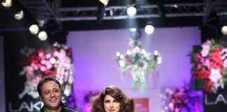 Lakme Fashion Week Winter/Festive 2014 Photos – Priyanka Chopra walks for Varun Bahl