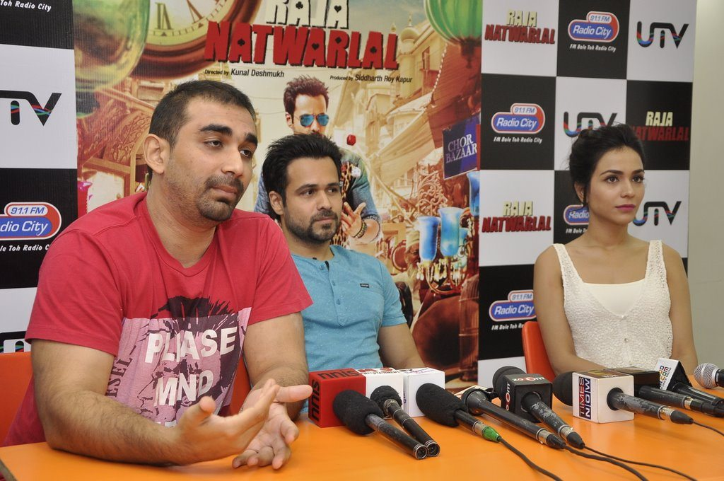Raja Natwarlal promotions (2)