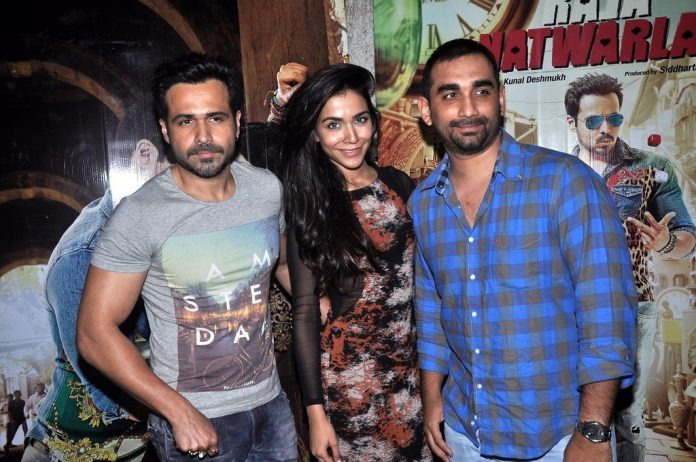 Raja Natwarlal screening (1)