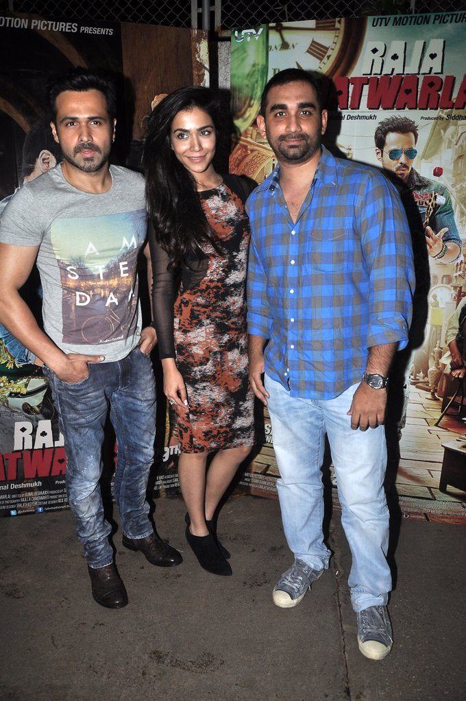 Raja Natwarlal screening (2)
