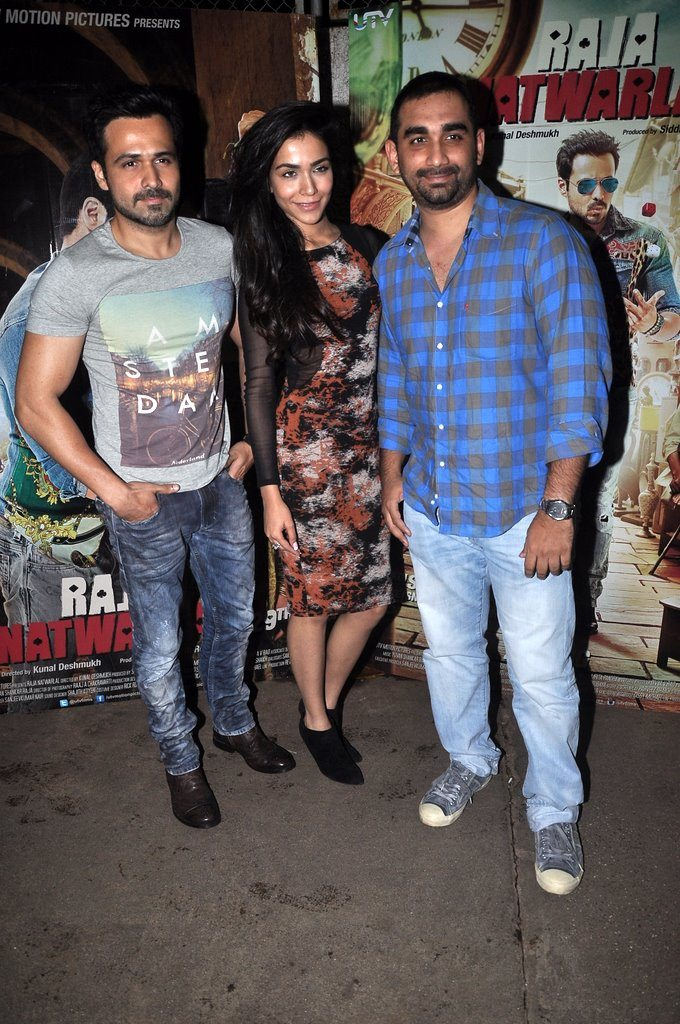 Raja Natwarlal screening (3)