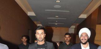 Ranbir Kapoor attends Saavn Press conference