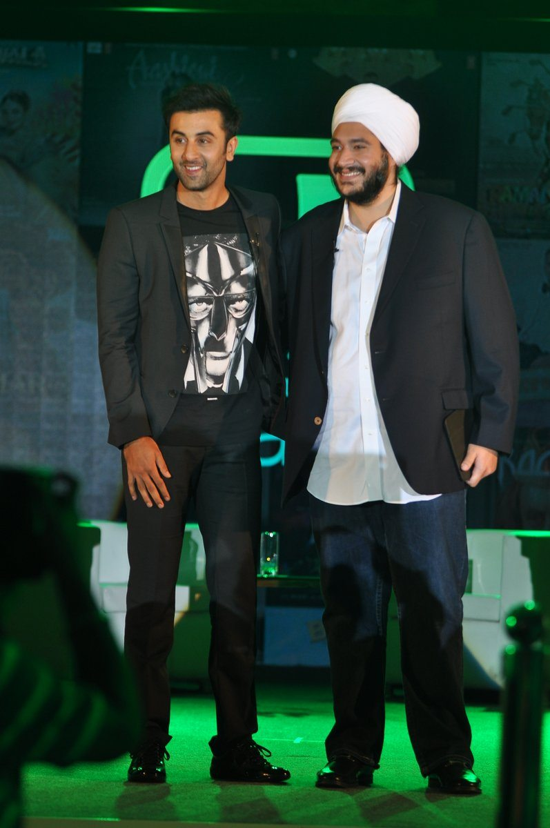 Ranbir saavn press conf (3)