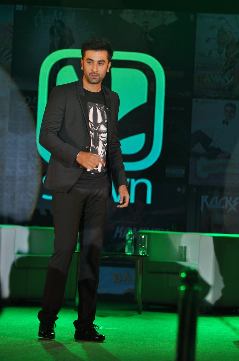 Ranbir saavn press conf (4)