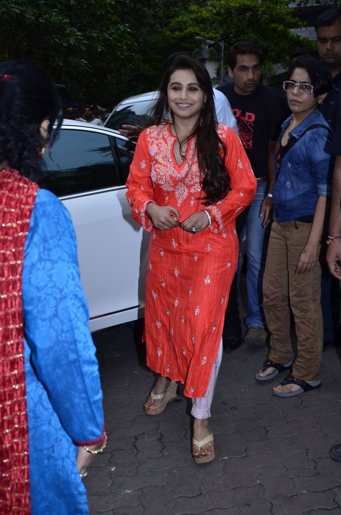 Rani mukerji workshop (2)