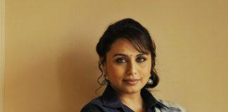 Rani Mukherji prays for Mardaani success at Kolkata