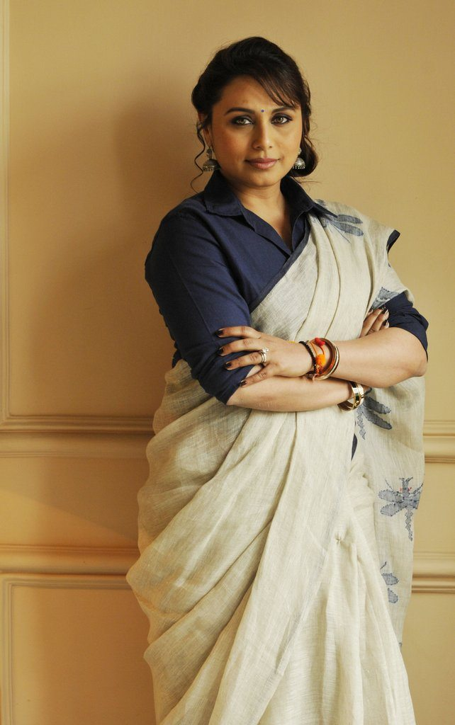 Hoping for divine intervention, Rani Mukherji prays for Mardaani success