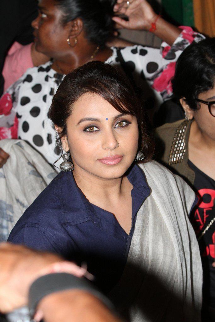 Rani mukherji Kolkata (6)