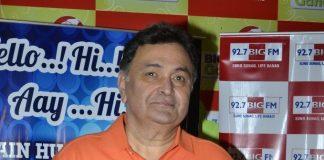Rishi Kapoor celebrated his 62nd birthday at Big FM