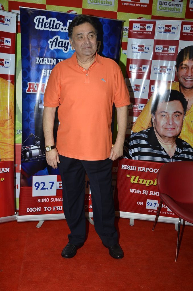 Rishi Kapoor BigFM (3)