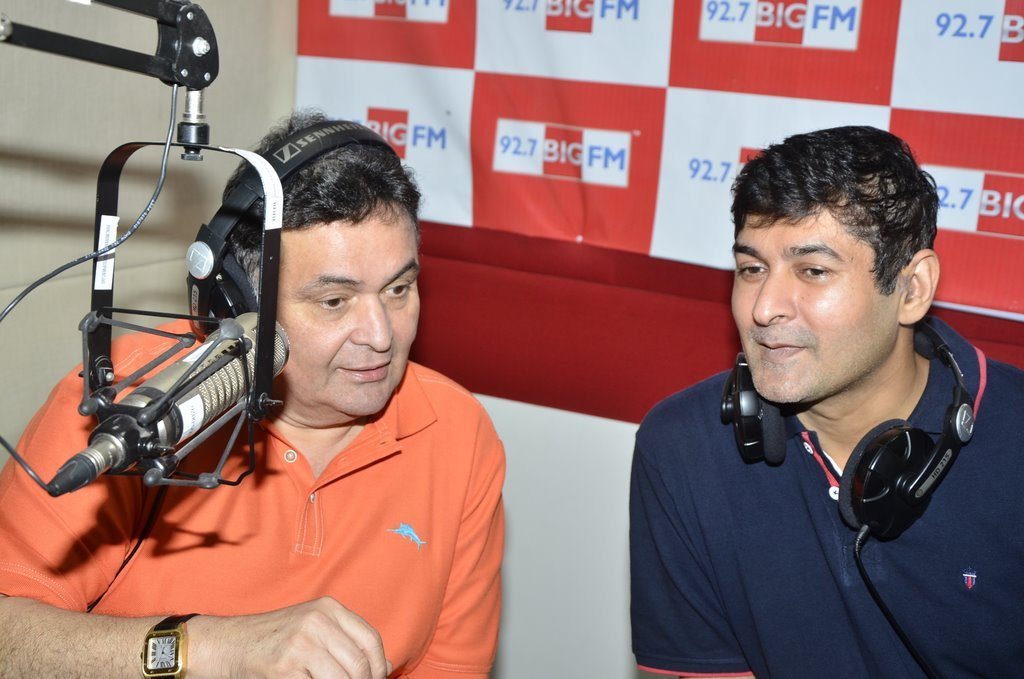 Rishi Kapoor BigFM (4)