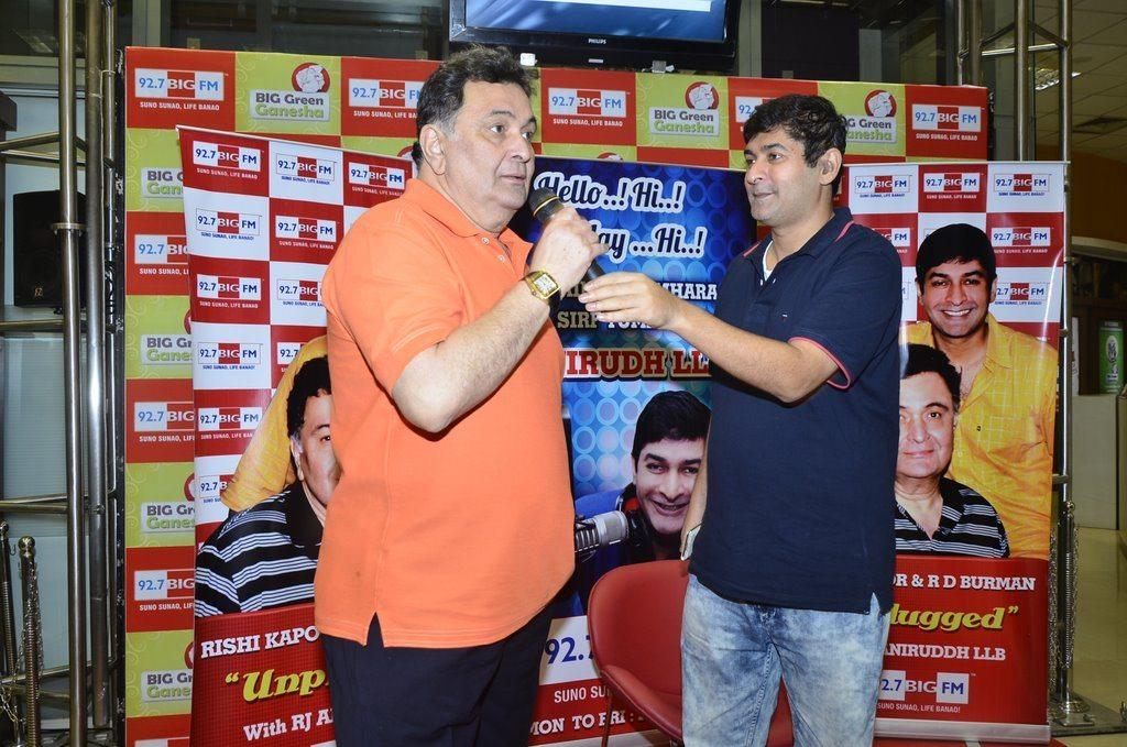 Rishi Kapoor BigFM (5)