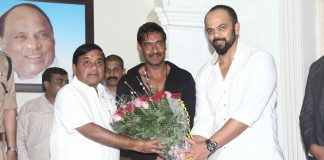 Rohit Shetty and Ajay Devgn donate Tata vehicles to Mumbai Police
