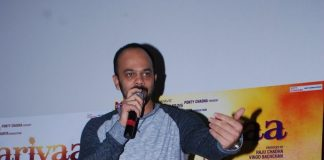 Rohit Shetty launches Jigariya poster