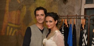 TV star Roshni Chopra unveils her new couture label