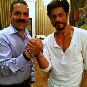 Shah Rukh Khan Interpol ambassador