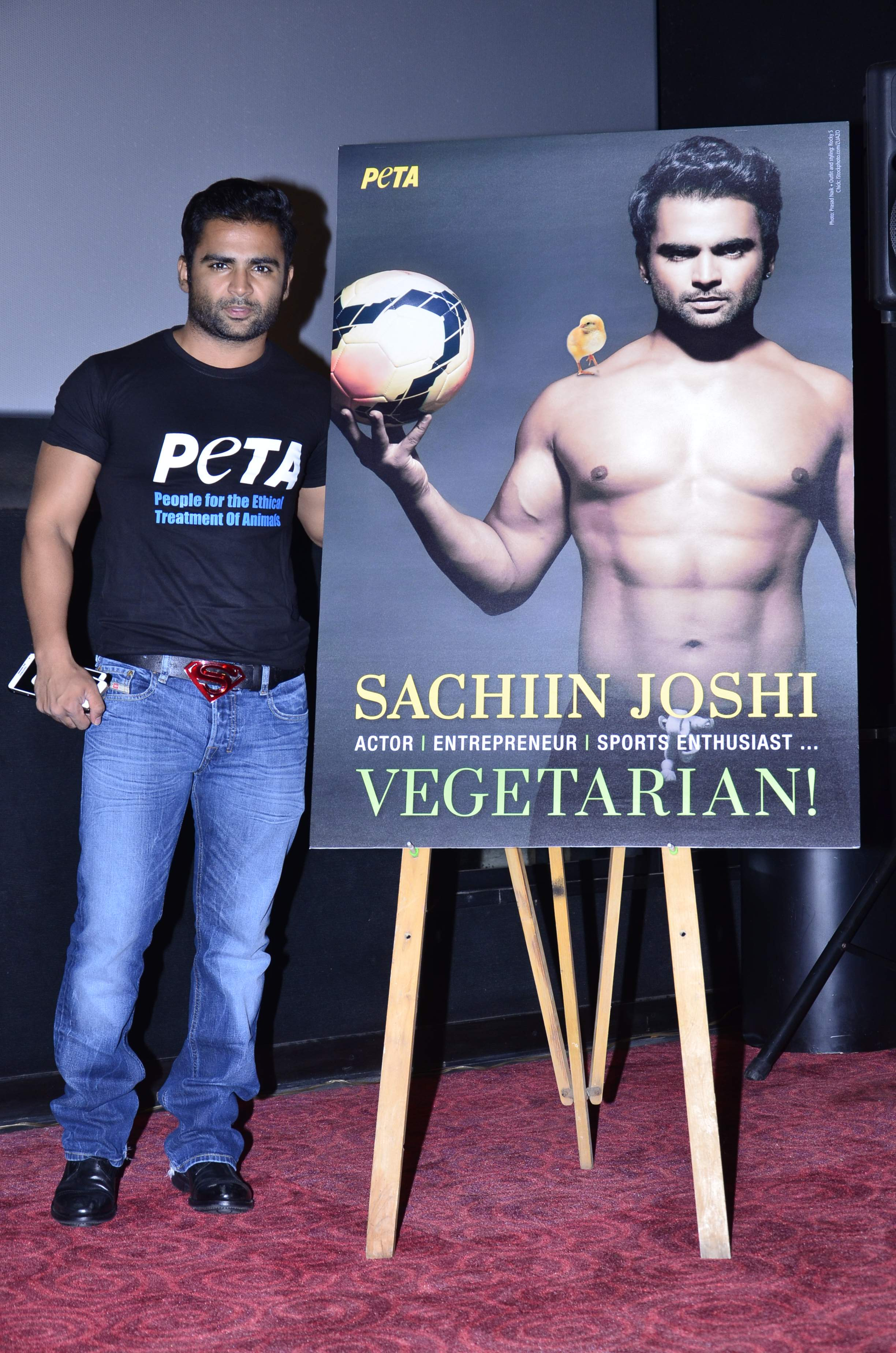 Sachiin Joshi PETA (6)