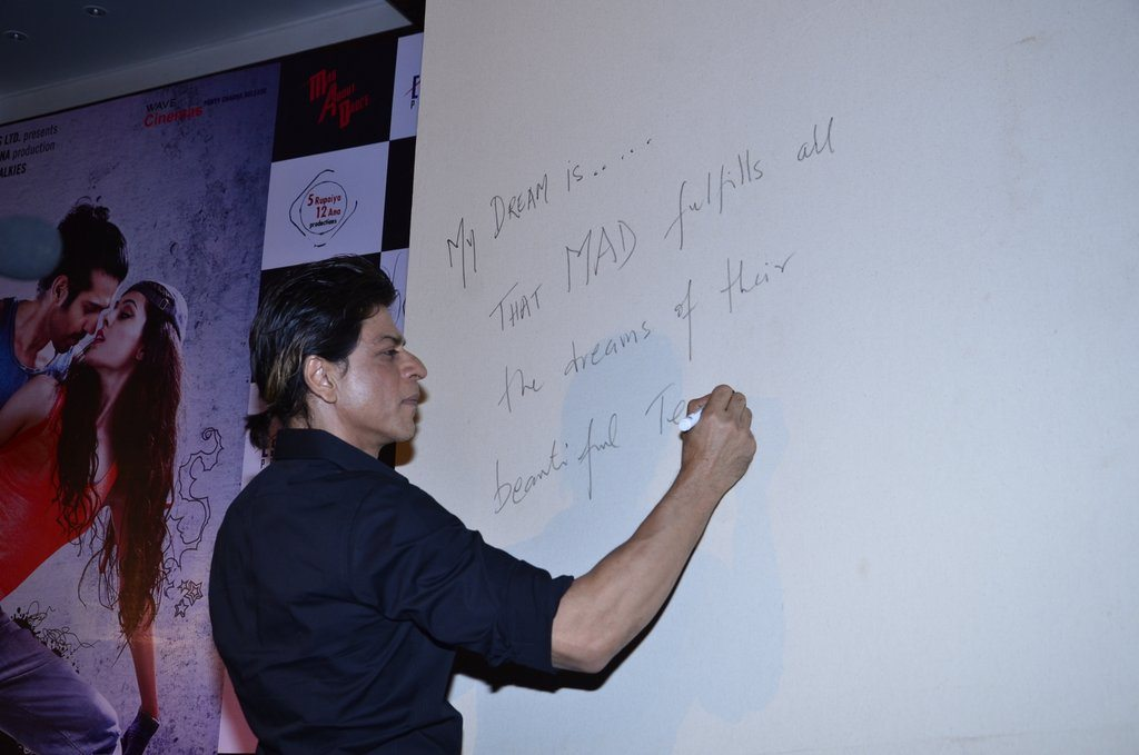 Shahrukh Mad about dance (1)