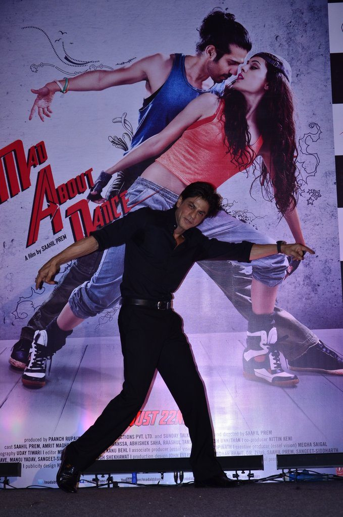 Shahrukh Mad about dance (6)