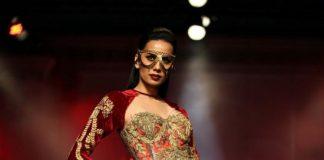 India Bridal Fashion Week 2014 Photos – Falguni and Shane Peacock showcase their bridal couture