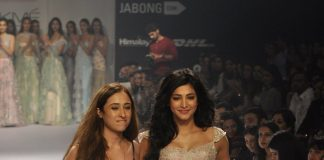 Lakme Fashion Week Winter Festive 2014 Photos – Shruti Haasan walks for Shehla Khan