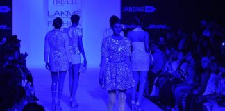 Lakme Fashion Week Winter/Festive 2014 Photos – Shubhika Davda showcases Frozen