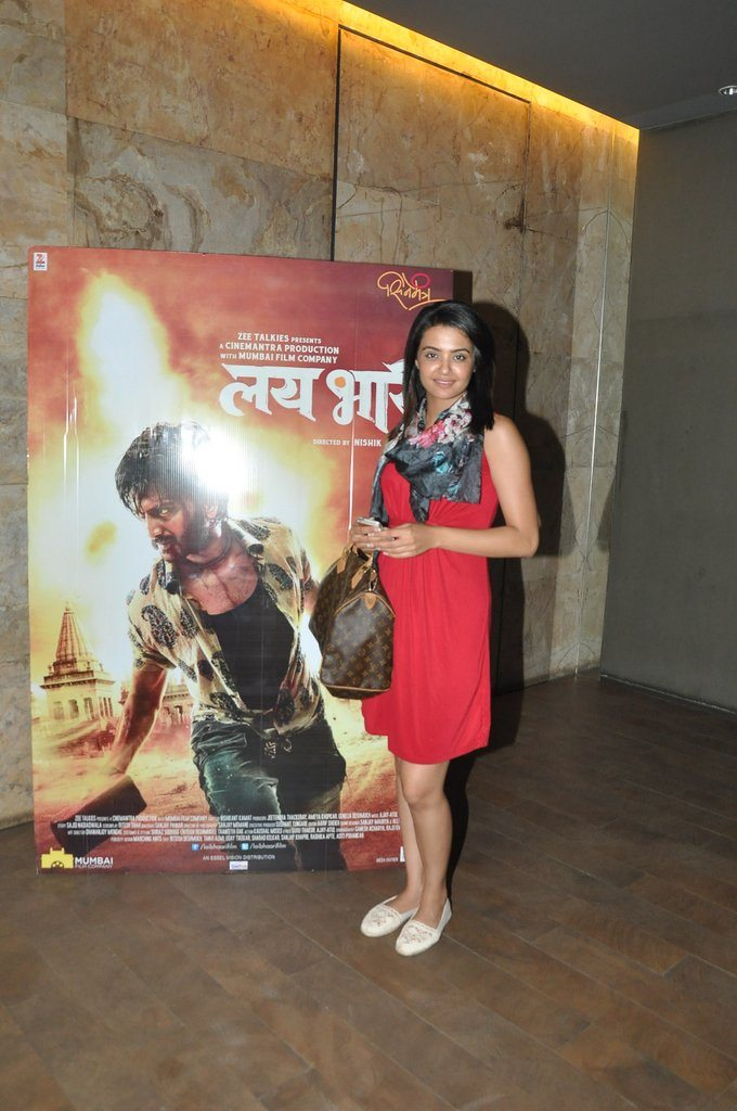 Surveen lai bhari screening (2)