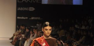 Lakme Fashion Week Winter/Festive 2014 Photos – Taapsee Pannu walks for Gaurang Shah on Day 4
