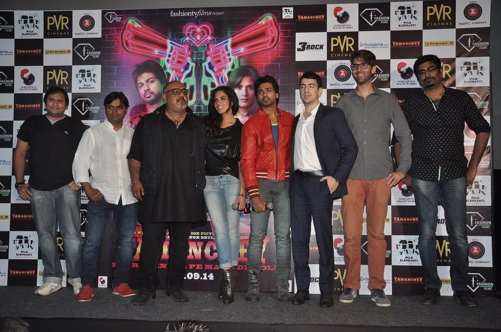 Tamanchey trailer launch (2)