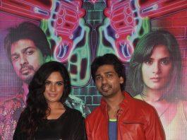 Richa Chadda and Nikhil Dwivedi launche the trailer video of Tamanchey