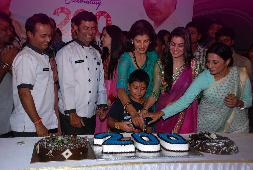 Tumhari Pakhi 200 episodes celebrations (2)