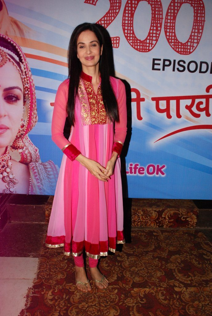 Tumhari Pakhi 200 episodes celebrations (4)