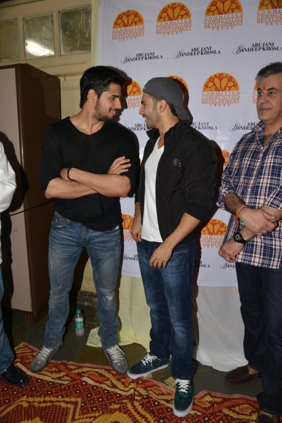Varun-Dhawan-And-Siddharth-Malhotra-meet-at-an-ngo81