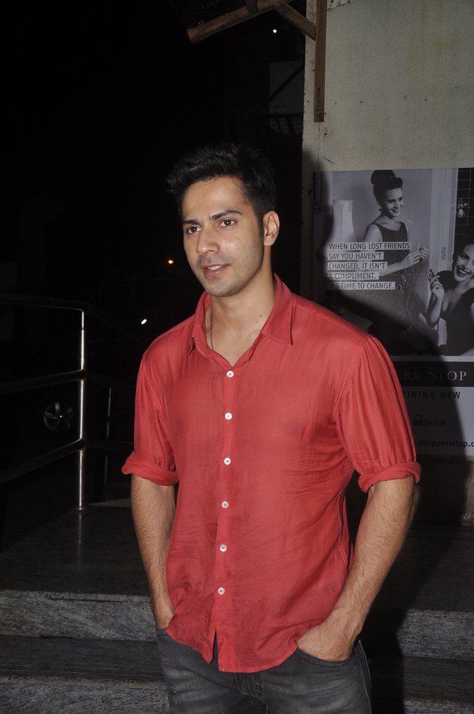 Varun Dhawan PVR (2)