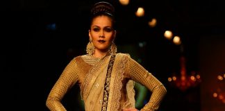 Lakme Fashion Week Winter/Festive 2014 Photos – Bipasha Basu and Dia Mirza walk for Vikram Phadnis
