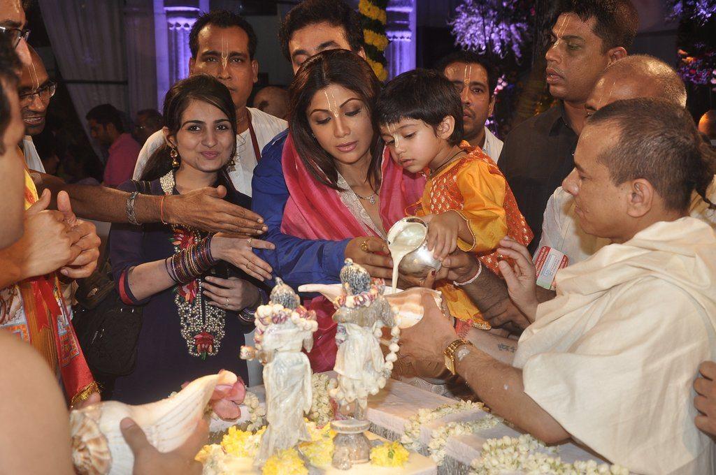 Vivek Shilpa janmashtami (45)