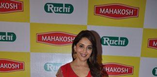 Madhuri Dixit endorses Ruchi Soya edible oil