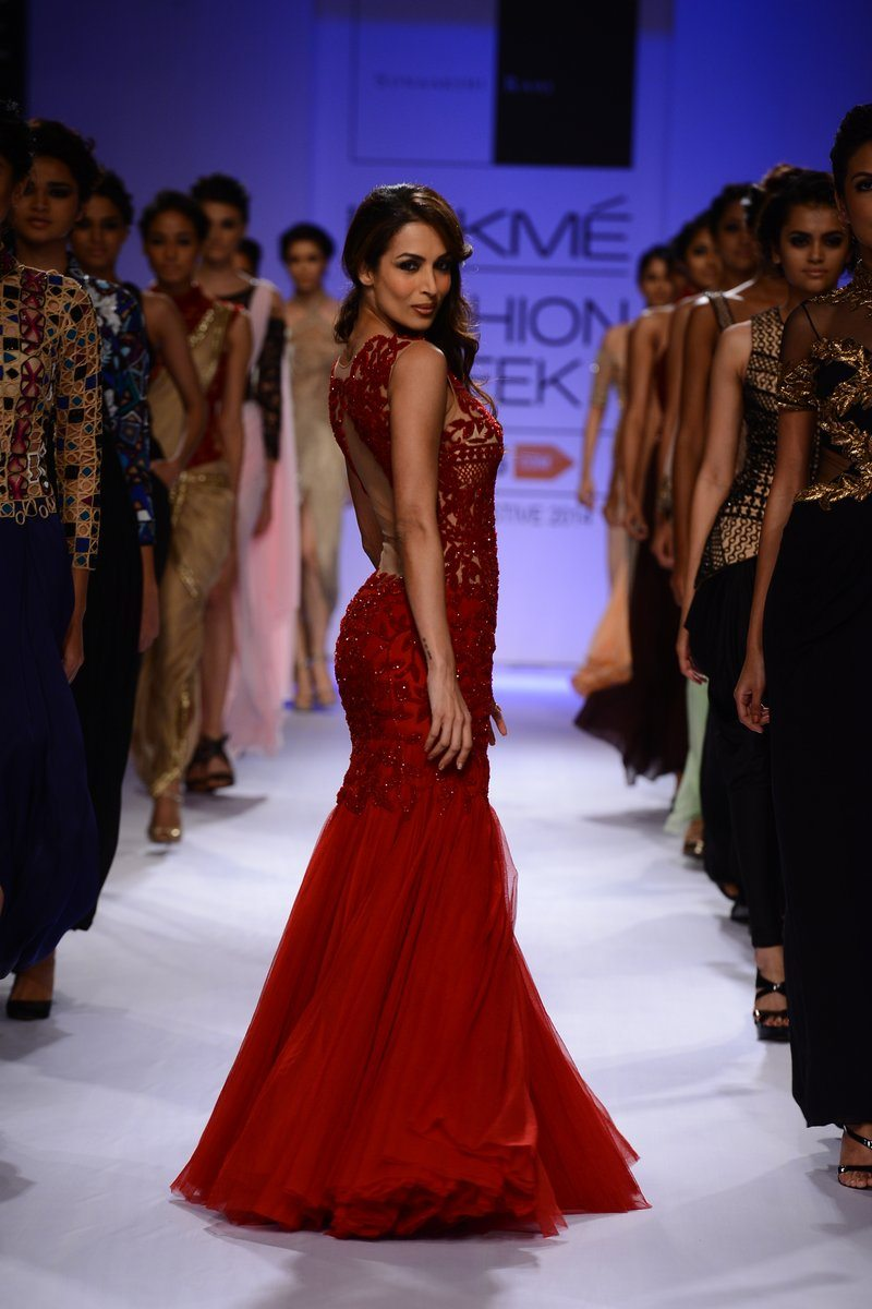 Malaika Arora Khan LFW 2014